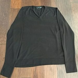 H&M Merino Wool Sweater (Dark Chocolate)